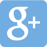 Google Plus blue